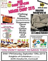 Huge Holiday Cheer Indoor Sale Fundraiser @ KOC