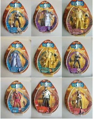 Toy Vault Farscape FOURTEEN Action Figures