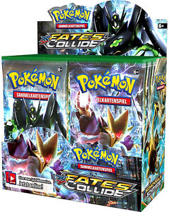 Pokemon Fates Collide, BreakPoint, BreakThrough & More Boosters