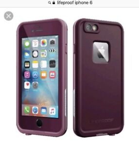 Lifeproof case for iPhone6
