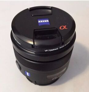Sony Carl Zeiss 85mm f1.4 - A-Mount
