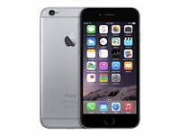 iPhone 6, 16GB, unlocked, in perfect condition.