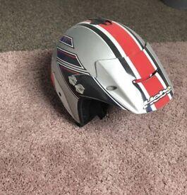 Hero trials Helmet