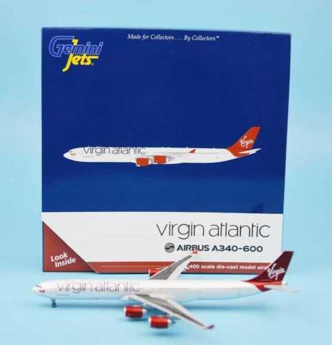 1/400 GJ Virgin Atlantic A340-600 G-VEIL