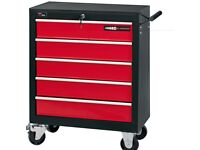 Draper 80600 5 Drawer Roller Cabinet Tool Chest Box