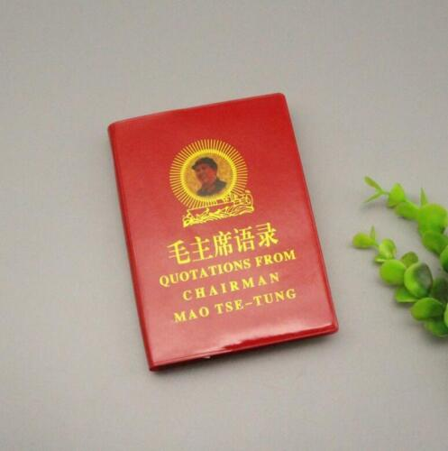 Quotations from Chariman Mao Tse-Tung Chairman Mao