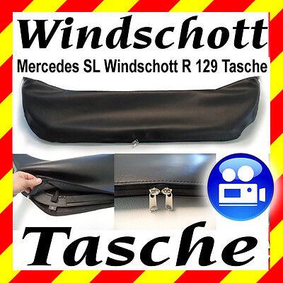 Mercedes SL Typ R129 Windschott Tasche Cover  Windschotttasche Windschottschutz gebraucht kaufen  Munster