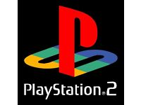 WANTED Old PlayStation 2 PS2 consoles