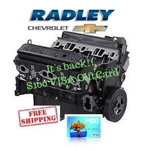 GM OEM NEW CHEVROLET Truck ENGINE 12568758 Goodwrench 350EM DEALER direct