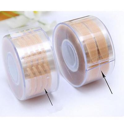 - 600x Invisible Lace Eye Lift Strip Double Eyelid Tape Adhesive Sticker Makeup