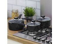 Morphy Richards 6 piece Pan (brand new condition)
