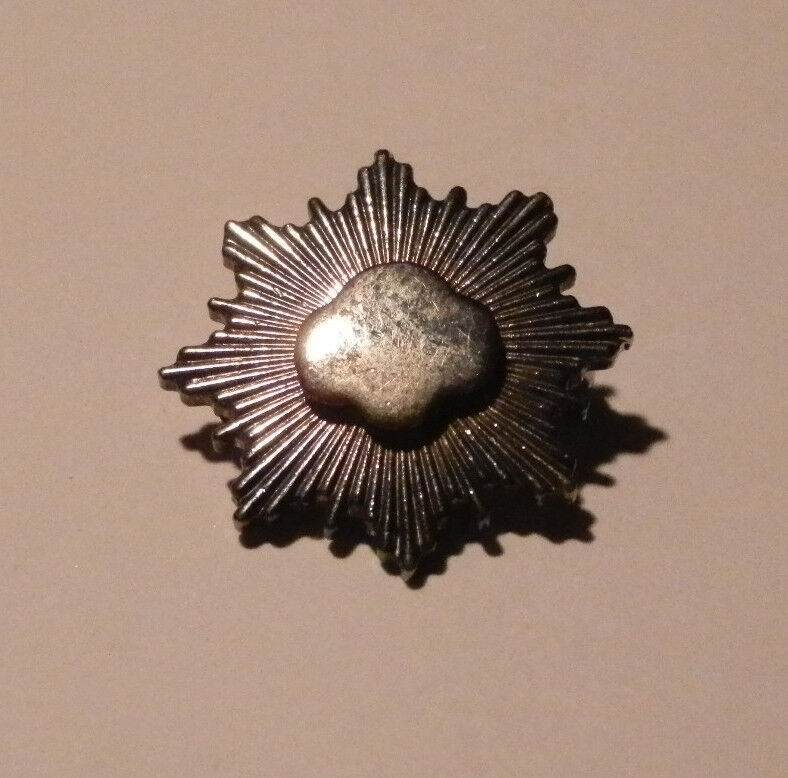 Girl Scouts Cadette Sterling Silver Award Pin~Vintage~Pre-Owned