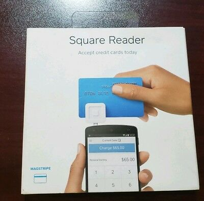 Nib Square Reader - Credit Card Reader For Mobile Devices -