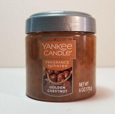 Yankee Candle - Fragrance Spheres Odor Neutralizing Scent GOLDEN CHESTNUT NEW