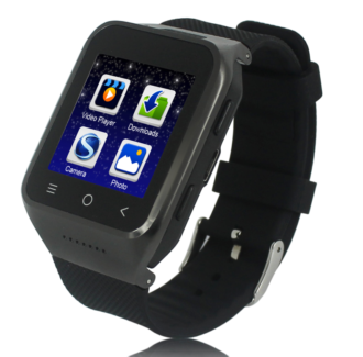 Brand New Unlocked 3G Android 4.4 OS WIFI GPS Smart Watch Phone