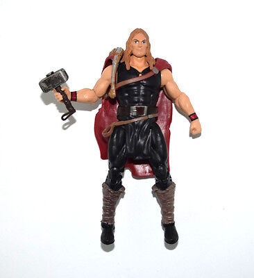 Marvel Universe Mighty Thor With Hammer Weapon 3.75