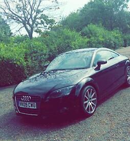 Audi tt tdi quattro 09 plate