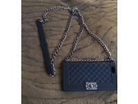 Chanel boy Iphone Case