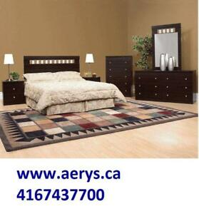 6PCS Bedroom Set Pick any color for $399