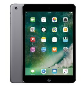 IPAD MINI 2 with retina space grey 32g