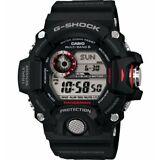 Casio G-Shock GW9400-1 Rangeman Military Black Triple Sensor Atomic Watch