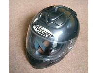 Motorbike Helmet - VGC - XL - S - and M