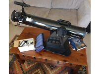 Orion SkyQuest XT4.5 Classic Dobsonian Telescope Kit - in excellent condition