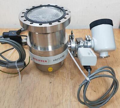 Pfeiffer Turbo Vaccum Pump Tmu-260