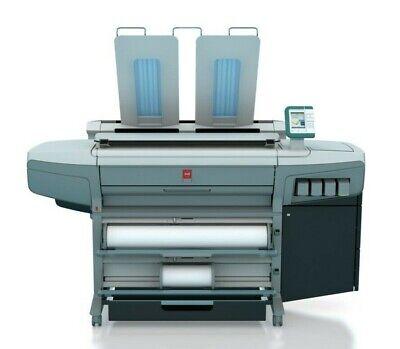 Oce Colorwave 300 Large Format Color Printer