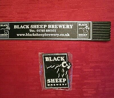 1 x Black Sheep Brewery Fridge Magnet and Bookmark - see description