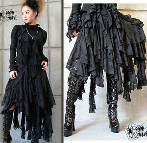Lolita Fashion Visual KEI Punk Gothic Nana SEXY Skirt