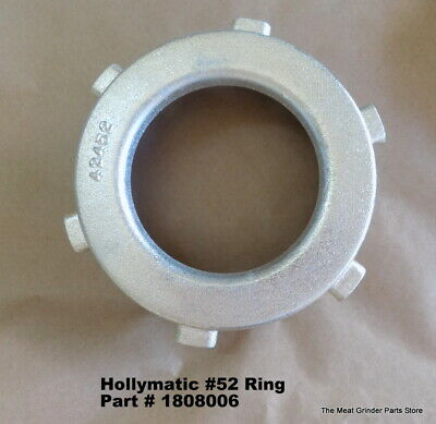 Hollymatic 52 Mixer Grinder Cylinder Ring 1808006