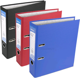 Lever Arch files, dividers Business, Office, Home, Students