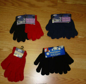 Many New Magic Stretch Mittens - $1 each!