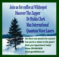 Your invited for coffee at Whitespot