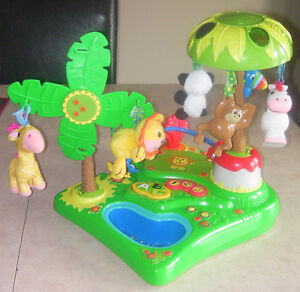 Evenflo musical baby toy