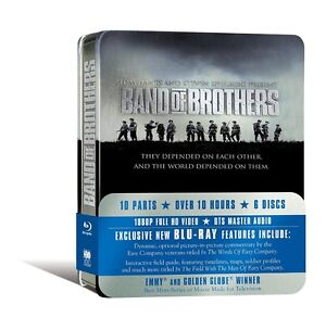 BLU-RAY! BAND OF BROTHERS