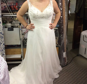 Wedding Dress (less then a year old)