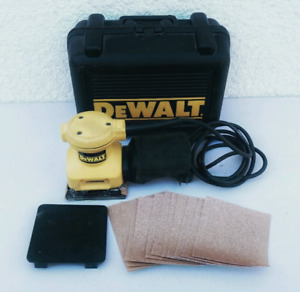 Dewalt Sander Kit