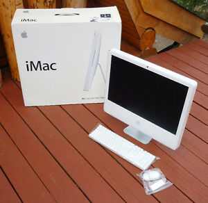 "iMac 24"" Desktop - Parts or Repair"