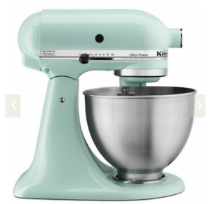 Kitchen aid mixer - teal