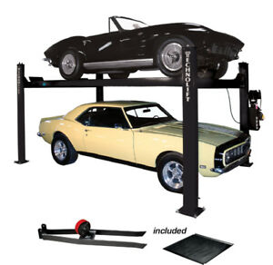 4 POST CAR STACKER (8,000LB)