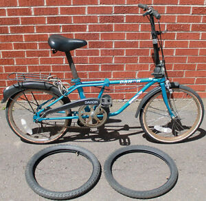 Vintage Dahon Stow Away Folding Bike