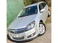Vauxhall Astra SXI CDTi**Diesel Estate**HPI Clear,Lovely Local Car....**