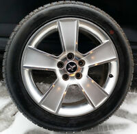 4 mags ford pneus d'été / summer tires 235-50-18,  Bolt pattern