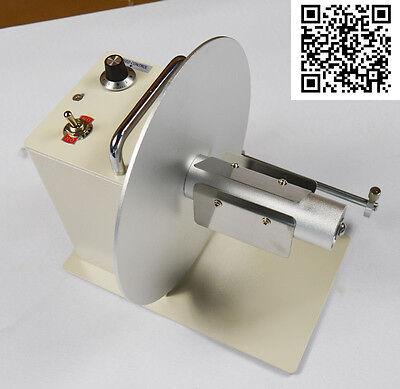 Automatic Label Tags Rewinder Machine Speed Adjustable Printer Rewinding Machine