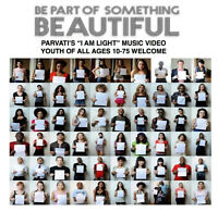 """SATURDAY: Extras Needed for """"I Am Light"""" Music Video"""