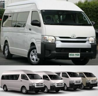 WARAN TRANSPORT VAN RENTAL SERVICE