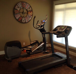 Elliptical and Treadmill trading for pool table
