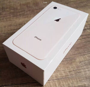 Brand New Iphone 8 Plus 64 GB Space Grey & Gold